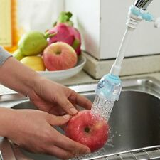 Kitchen Bathroom Shower Faucet Water-saving Devices Can Be Rotated 3 Colors BG
