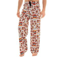 The Simpsons Lounge Pants | Mens Simpsons Pyjama Bottoms | Duff Beer Pants