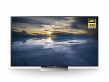 "Sony X930D 65"" HDR 4K UHD 120Hz 3D Smart TV w/ Wi-Fi Motionflow XR - XBR-65X930D"