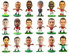 Official Football Club - Arsenal FC Soccerstarz Figuras (Nuevo Jugadores
