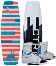 CTRL THE STUDIO 132 2015 incl. VOGUE Botas Wakeboard Set incl. Fijación