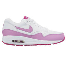 Nike Sneaker Donna Wmns Air Max 1 Essential bianco scarpe casual nuovo