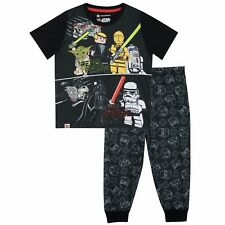 Lego Star Wars Pyjamas | Boys Lego Star Wars PJs | Kids Lego Star Wars Pyjama Se