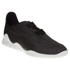 New Mens Puma Black Mostro Breathe Textile Trainers