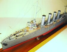 modelik 16/08 - SMS Helgoland (1917) 1:200 CON LASER CYBERSPAZIO RUSH
