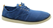 Timberland Earthkeepers Handcrafted Oxford 4 OJOS Lona Zapatos Hombre Azul 5310a
