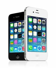 Apple iPhone 4S 8GB 16GB 32GB Unlocked Black White Smartphone With Warranty