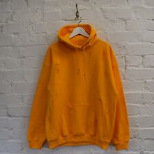 9Deuce Personalizado Distressed Amarillo Sudadera Capucha Con Unique Hand Made