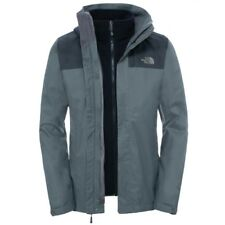 The North Face M Evolve II Triclimate Jacket fusebox grey/asphalt grey Jacke