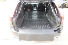 Volvo V90 Estate Rubber Boot Mat Liner Options and Bumper Protector