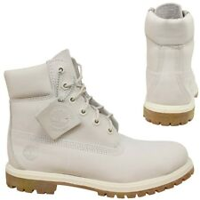Timberland AF 6 Inch Prem Lace Up Nubuck Leather Womens Boots A196R D11