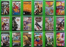 SELECTION OF SONY PSP GAMES -  YOU CHOOSE
