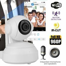 Wireless HD 960P Network Wifi Indoor Night Vision Security IP Camera Home Lot YK