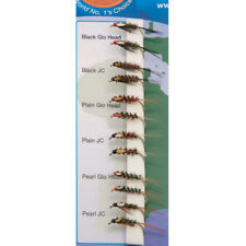 Iain Barr's JC Diawl Bachs Fly Fishing Fly Set