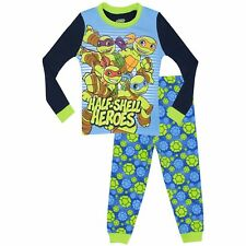 Teenage Mutant Ninja Turtles Half Shell Heroes Pyjamas | Half Shell Heores PJs