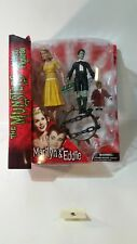Diamond Select The Munsters Action Figures Marilyn & Eddie (#3)