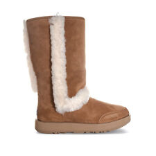 Womens Ugg Australia Sundance Waterproof Boots In Chestnut From Get The Label