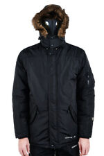 Mens Location Hunter Krigs One-10 Parka Jacket Waterproof Goggle Winter Coat New