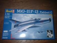 REVELL 04346 1:72 SCALE MIG-21F-13 FISHBED C SEALED PLASTIC MODEL AIRCRAFT KIT