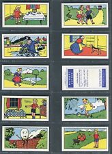 "BASSETT 1967 ""NURSERY RHYMES"" TRADE CARDS - PICK YOUR CARD"