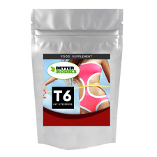 T6 FAT BURNERS STRONGEST CAPSULES SLIMMING LEGAL DIET AND WEIGHT LOSS PILLS