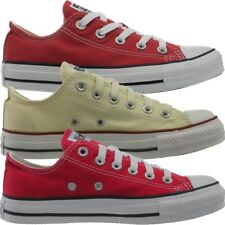 Converse All Star OX chucks low-top canvas sneakers iconic casual shoes NEW