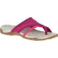 Merrell Terran Post Ii Womens Footwear Sandals - Fuschia All Sizes