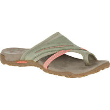 Merrell Terran Post Ii Womens Footwear Sandals - Putty All Sizes