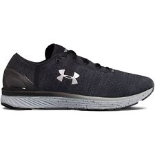 Under Armour Charged Bandit 3 Mens Footwear Running Trainers - Grey Black