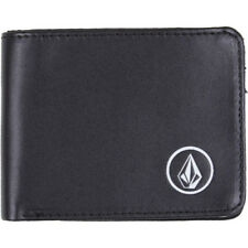 Volcom Corps Mens Wallet/purse Wallet - Black One Size