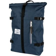 Poler Outdoor Stuff Classic Rolltop Unisex Rucksack - Petrol Blue One Size
