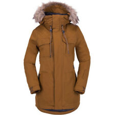 Volcom Shadow Ins Womens Jacket Snowboard - Copper All Sizes
