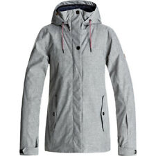 Roxy Billie Womens Jacket Snowboard - Heritage Heather All Sizes