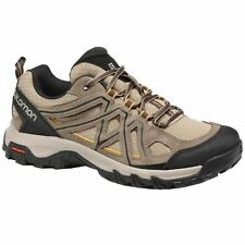 Salomon Evasion 2 Aero Vintage Kaki Mens Suede Mesh Trail Shoes