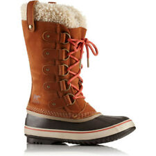 Sorel Joan Of Arctic Shearling Faux Fur Womens Boots - Caramel Nectar All Sizes