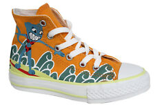 813617788a6 Converse Chuck Taylor CT Space Hi Tops Lace Up Kids Youths Trainers 302144F  D88