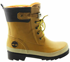 Timberland Welfleet Smartwool Womens Wellington Boots Wheat Girls 3665R U8