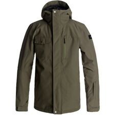 Quiksilver Mission Mens Jacket Snowboard - Grape Leaf All Sizes