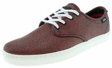 Vans LUDLOW Off The Wall disruptive red white