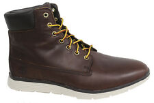 Timberland Earthkeepers Lace Up Brown Leather Mens Cupsole Boots A1925 U102