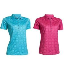 backtee donne stampato GOLF POLO