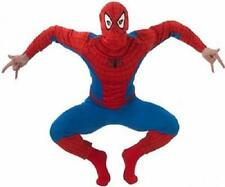 Mens Marvel Superhero Muscle Spiderman 2 Classic Fancy Dress Costume
