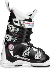 Nordica speedmachine 105W Botas de esquí 2018 White/Black / Fucsia