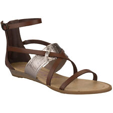 Womens Blowfish Badot Sandals In Brown From Get The Label