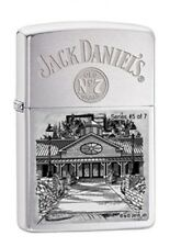 Zippo Jack Daniels Series 5 of 7 Limited Edition  - pers. Gravur möglich