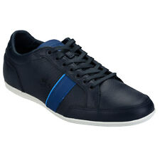 Men's Lacoste Alisos Trainers In Navy From Get The Label