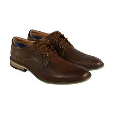Steve Madden hommes Lupo bronzage synthétique chaussures oxford