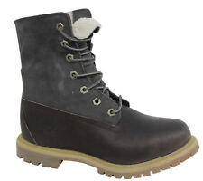 Timberland Authentics Osito Polar Impermeable Mujer Roll Top Botas a18qd D100