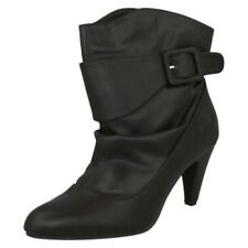 Mujer Spot On Botines LABEL f5r117