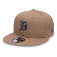 NEW ERA MENS 9FIFTY BASEBALL CAP.NEW DETROIT TIGERS MLB FLAT PEAK SNAPBACK HAT